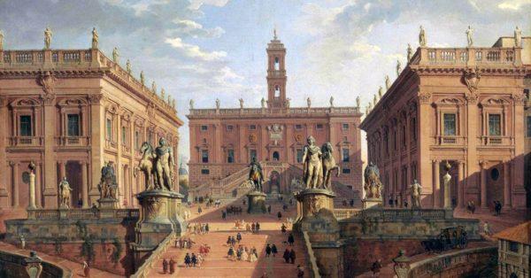 Roma Viajar con Cervantes