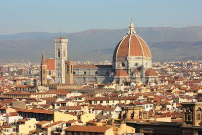 Firenze en Viajar con Cervantes