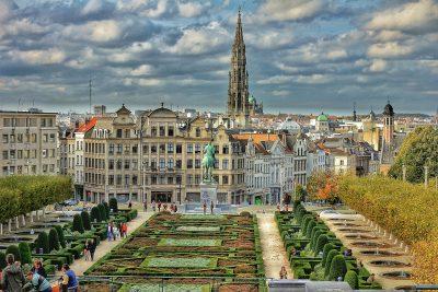 Brussels Viajar con Cervantes