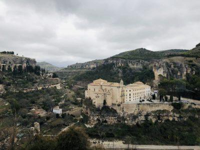 Vista de Cuenca desde la Posada de San José