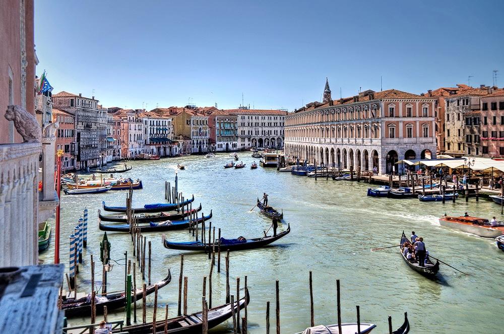 venezia en viajar con cervantes foto de pixabay