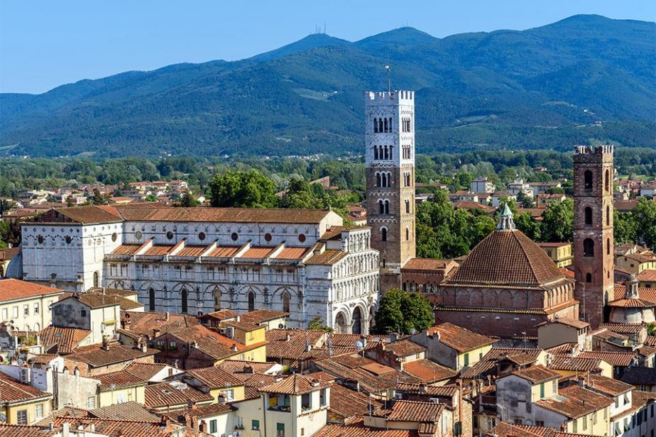 Lucca en Viajar con Cervantes